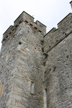 Cahir Castle :: Tower