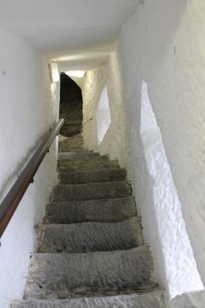 Cahir Castle :: Stairway