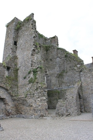 Ormond Castle :: Tower Ruin