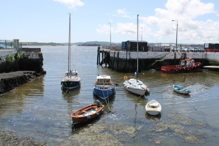 Cobh :: Harbour