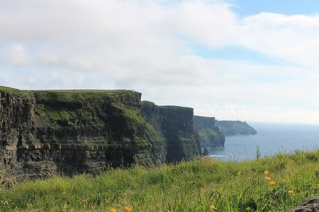 Cliffs of Moher :: South Side