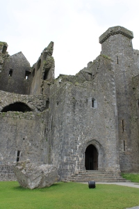 Rock of Cashel :: Inner Courtyard