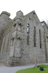 Rock of Cashel :: South Transept