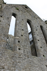 Rock of Cashel :: Windows in North Transept