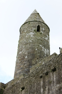 Rock of Cashel :: Round Tower