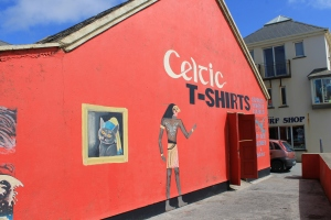 Lahinch :: Celtic T-Shirt Shop
