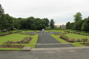 Kilkenny Castle :: Rose Garden