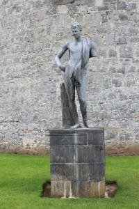 Kilkenny Castle :: Hermes Statue