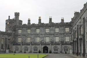 Kilkenny Castle :: Terrace