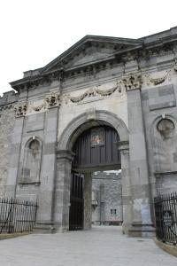 Kilkenny Castle :: Classical Gateway