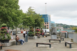 Cork :: River Front