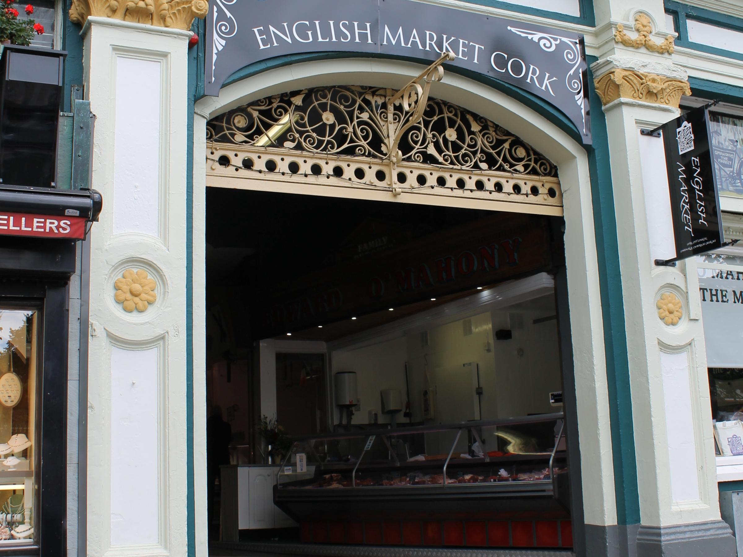 Cork :: English Market