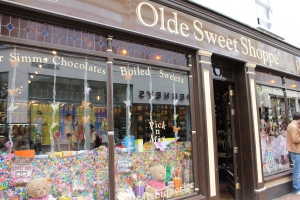 Cork :: Sweet Shop