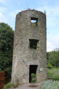 Blarney Castle :: Round Tower
