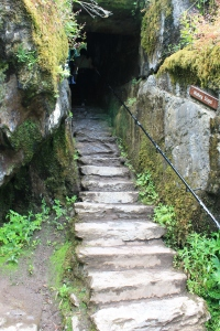 Blarney Castle :: Wishing Steps