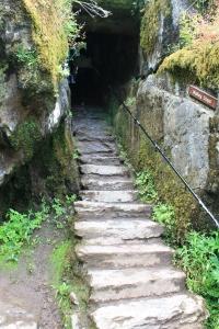 Blarney Castle :: Wishing Steps