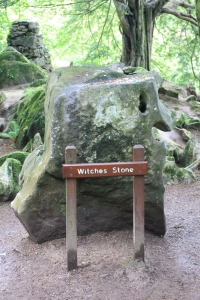 Blarney Castle :: Witch's Stone
