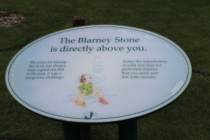 Blarney Castle :: Blarney Stone