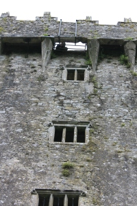 Blarney Castle :: Blarney Stone at Top