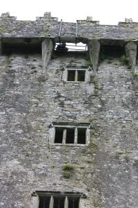 Blarney Castle :: Blarney Stone at Top