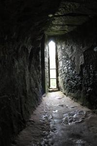 Blarney Castle :: Fifteen Foot Windowsill