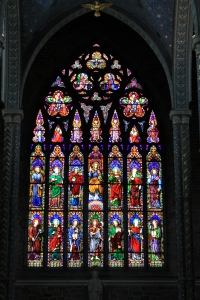 Tralee :: St John's Church Stained Glass Windows