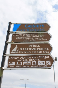 Dingle :: Common Directional Sign