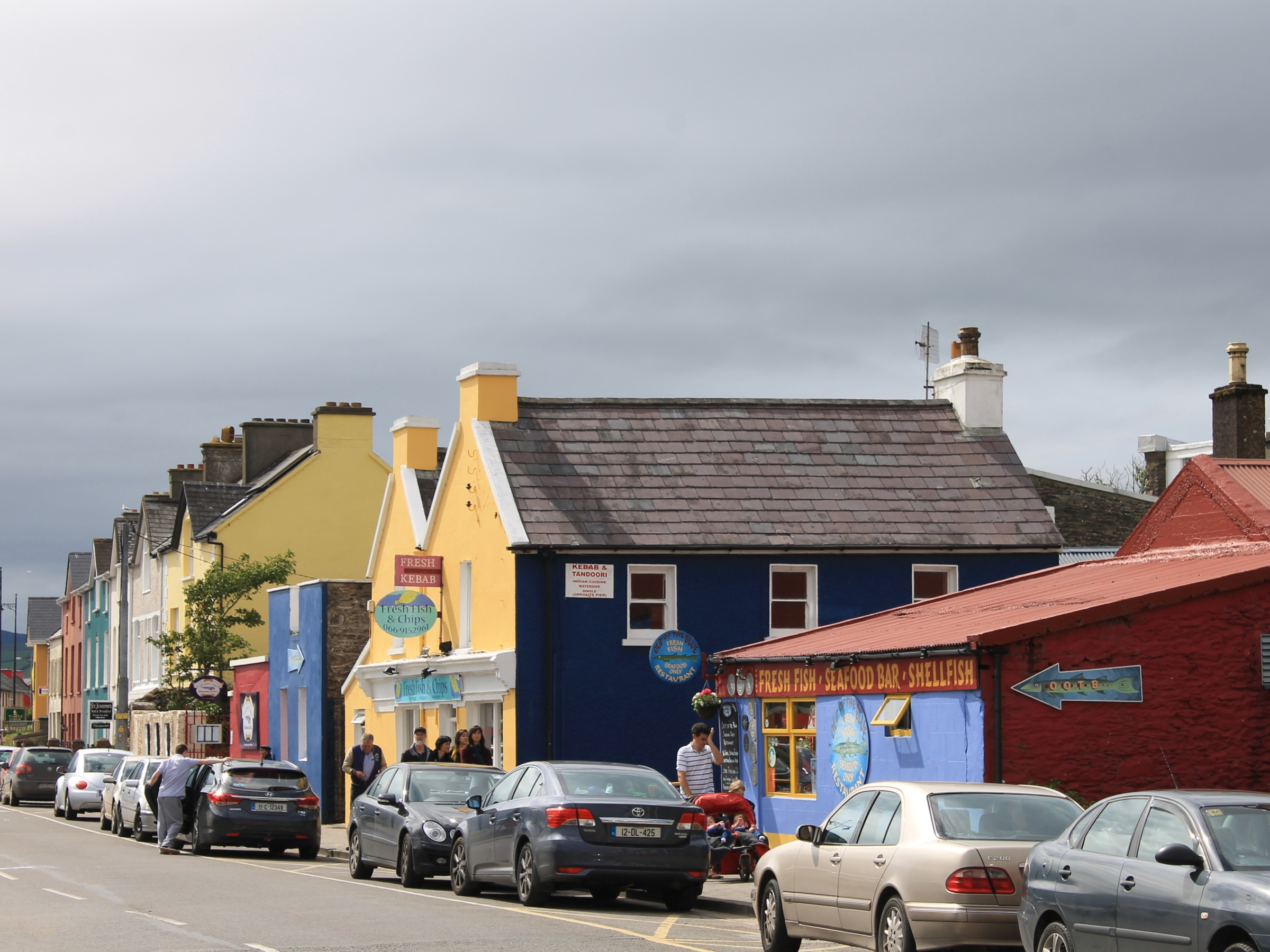 Dingle :: Town Centre
