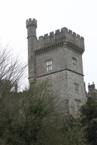 Lismore Castle Square Tower