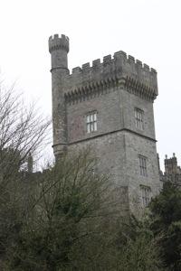 Lismore Castle Square Tower