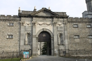 Kilkenny Castle :: Entrance Gate