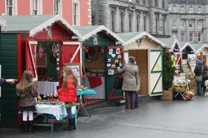 Kilkenny Christmas Market :: Shops