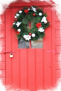 Mrs. Claus Cabin of Tales, Kilkenny Christmas Market, Kilkenny, County Kilkenny