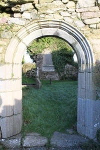 Molough Abbey :: Doorway