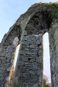 Molough Abbey :: Windows