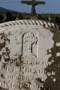 Molough Abbey :: Gravestone
