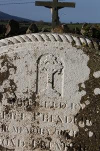 Molough Abbey :: Gravestone