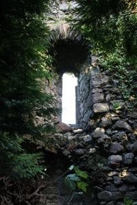 Molough Abbey :: Window in Domestic Room