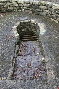 Kilkieran :: Holy Well Up Close