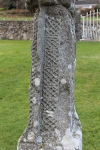 Kilkieran :: West Cross Knotwork
