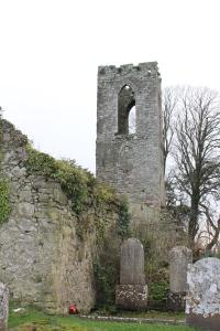 Shanrahan :: Medieval Church