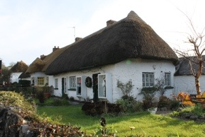 Adare :: Thatched Houses