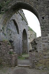 Hore Abbey  :: Entrance