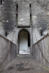 Entrance to Bunratty Castle