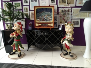 Newbridge Silverware :: Welcome Elves