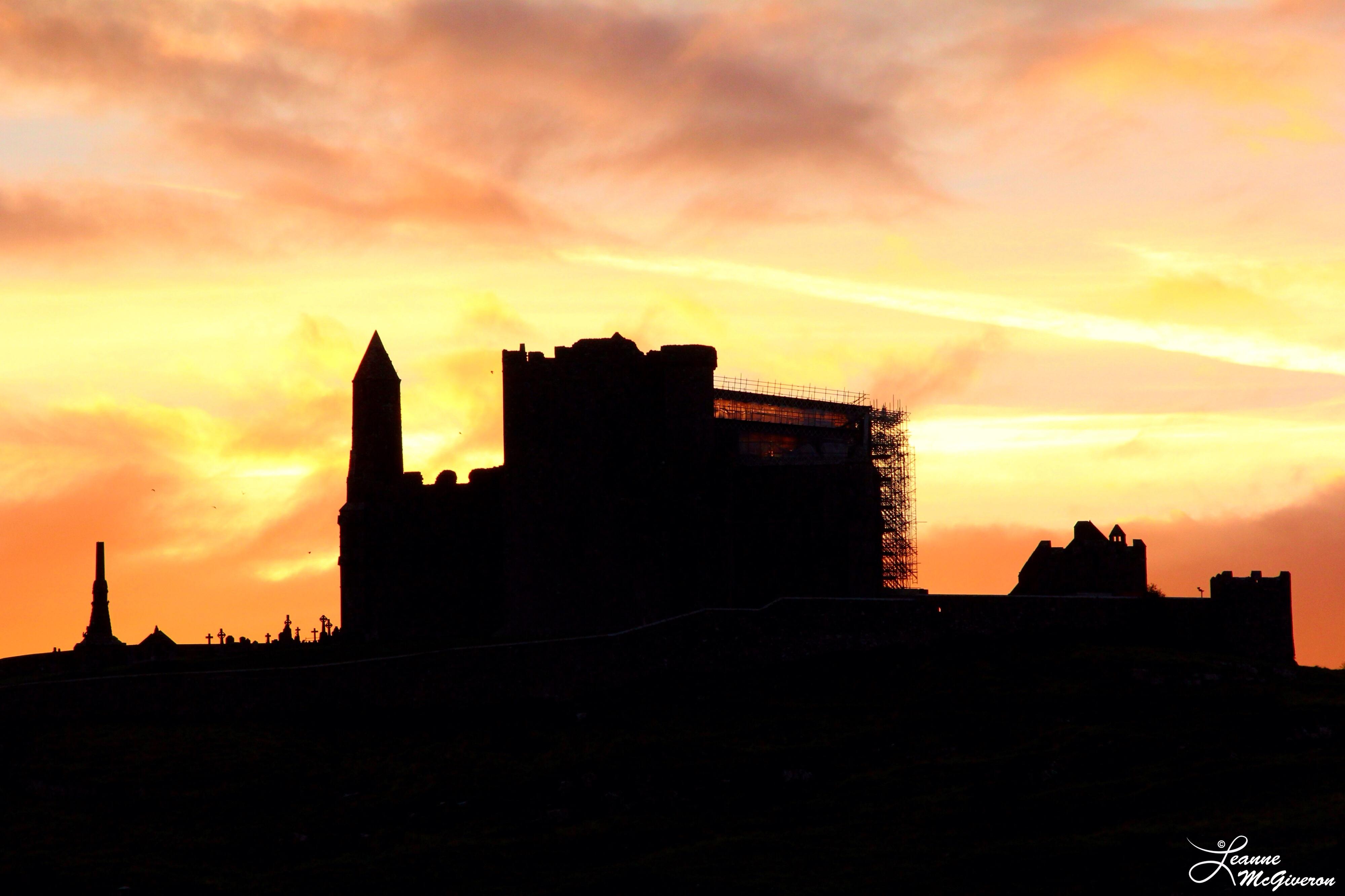 Rock of Cashel Sunrise