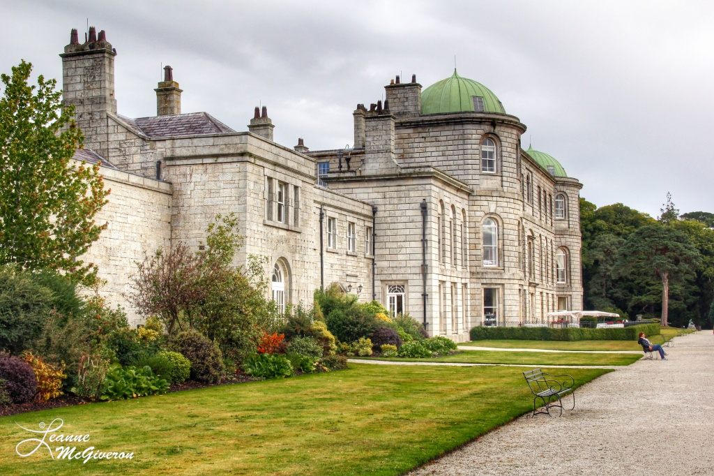 Powerscourt House, Powerscourt Estate, County Wicklow