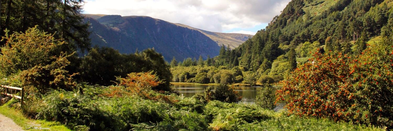 Lower Lake, Glendalough, County Wicklow