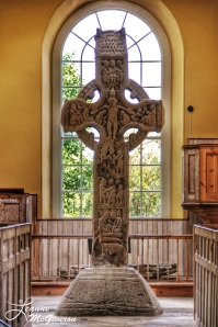 Durrow High Cross, Durrow, County Offaly