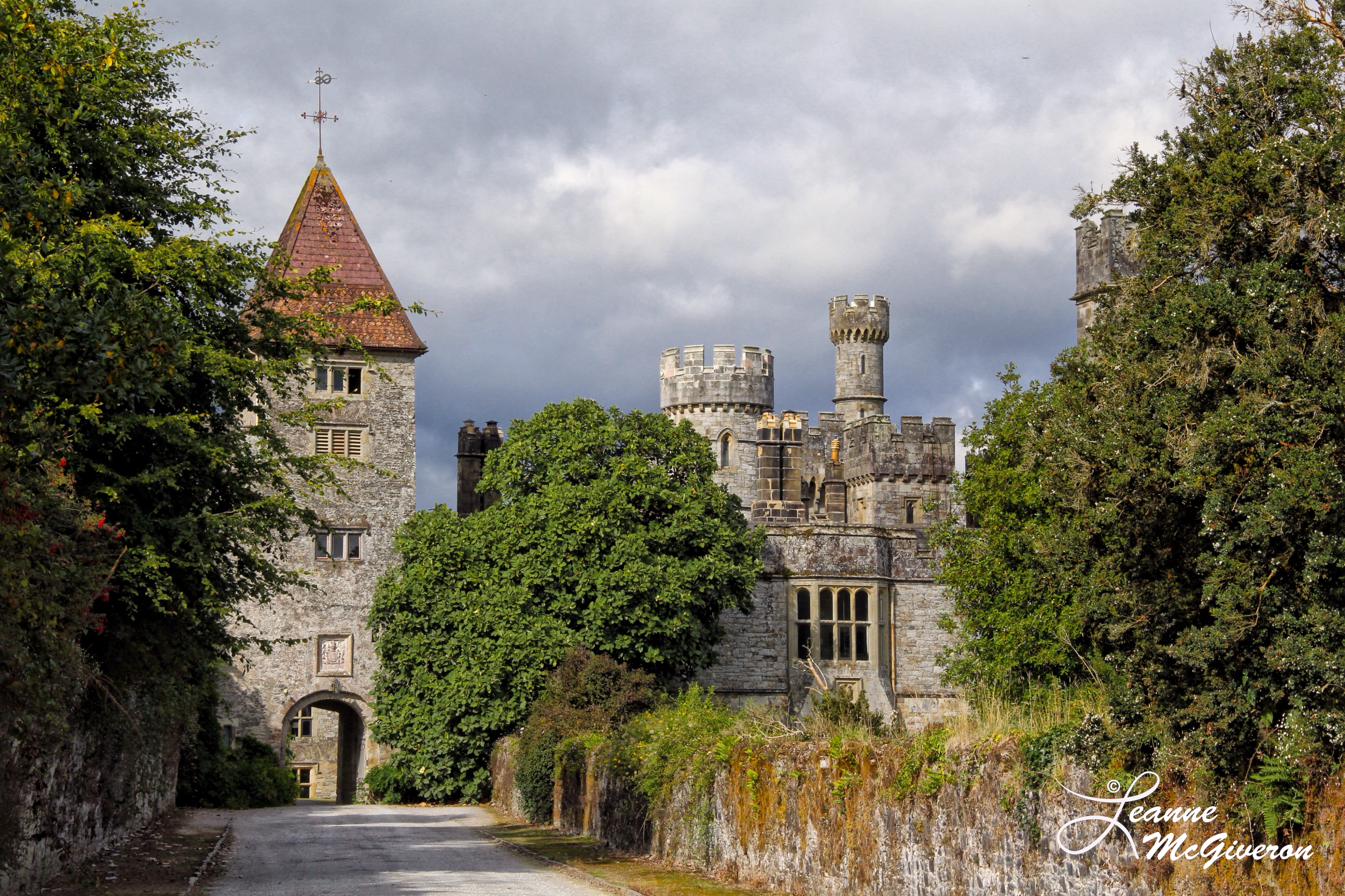 Lismore Castle, Lismore, County Waterford